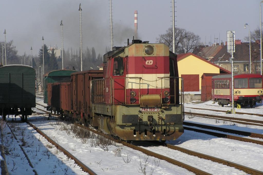 742.199 Chrudim 27.1.2006