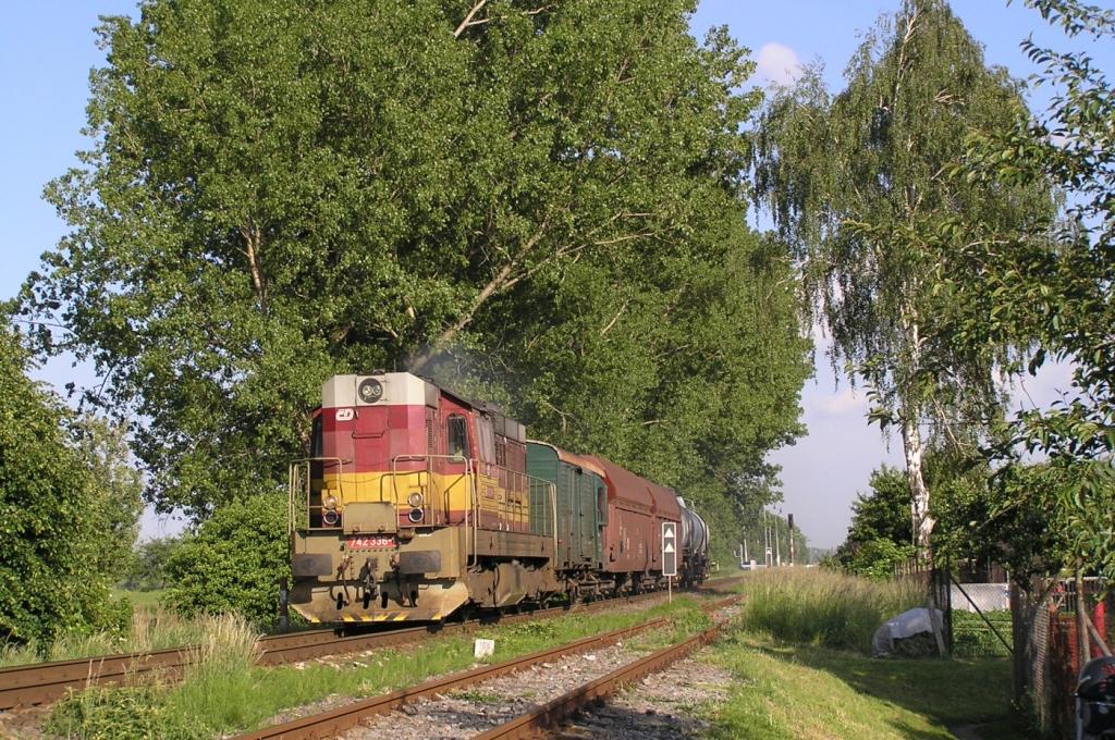 742.336 Slatiňany 5.6.2006