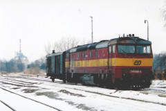 Hrochův Týnec 9.1.2002 foto Petr Zitko