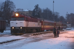 751.001 R1183 Chrudimka     náhr.za Brněnskou 854-ku. 13.1.2009