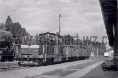 T444.0278 v Chrudimi v srpnu 1986. foto Oldřich Čížek