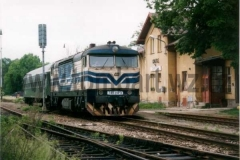 749 214-3 v Cholticích dne 22.5.97. foto Petr Zitko