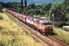 751 159 + 161, Ostrov nad Ohří, 27.6.2003