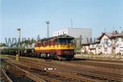 751 374-0 v Heřmanově Městcidne 29.4.2000. foto Luboą Bubák