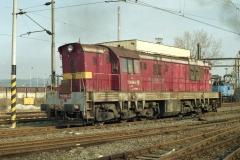 770.016 Brno Maloměřice 25.3.1995