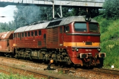 781 592 Cheb, 6.7.1995, foto Martin Boháč, použito ze stránek http://sergeje.bilysklep.cz/hlavni.htm