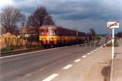 820 089-1 v Čáslavi na podzim roku 1997. foto Petr Zitko